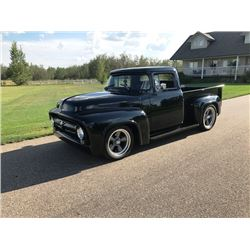 3:00 PM SATURDAY FEATURE! 1956 MERCURY M100 TRUCK