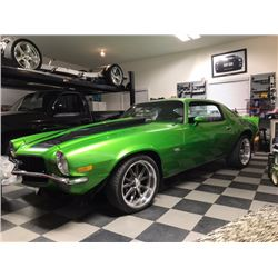 1:30 PM SATURDAY FEATURE 1970 1/2 CAMARO SS SUPER SPORT