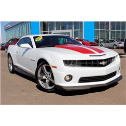 FRIDAY NIGHT! 2011 CHEVROLET CAMARO COUPE