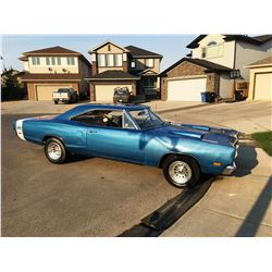 FRIDAY NIGHT! 1969 DODGE SUPERBEE 4 SPEED 383 RAM AIR