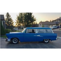 FRIDAY NIGHT! 1956 FORD RANCH WAGON CUSTOM
