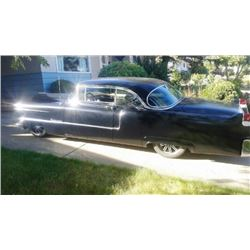 FRIDAY NIGHT! NO RESERVE! 1955 CADILLAC COUPE DEVILLE 2-DOOR