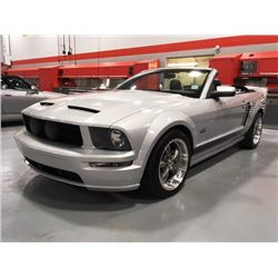 FRIDAY NIGHT! 2006 FORD MUSTANG GT CONVERTIBLE SUPER CHARGED