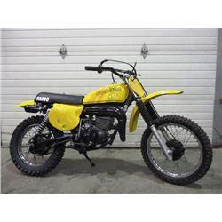 NO RESERVE! 1978 SUZUKI RM80 MOTORCYCLE