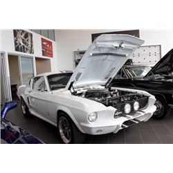 1967 SHELBY GT500E ELEANOR FASTBACK STUNNING FEATURE