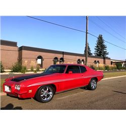 1972 PONTIAC LEMANS (GTO TRIBUTE)