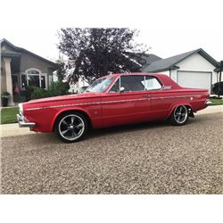 1963 DODGE DART GT 2-DOOR HARDTOP