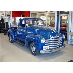 1950 CHEVROLET PICK-UP