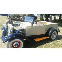 NO RESERVE! 1930 CHEVROLET TRUCK ROADSTER