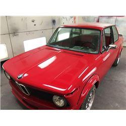 1976 BMW 2002 CUSTOM 2-DOOR SEDAN