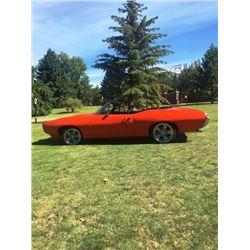 12:30 PM SATURDAY FEATURE! 1968 PONTIAC GTO CONVERTIBLE RESTO ROD