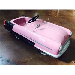 NO RESERVE! 1950s GARTON KIDILLAC AUTHENTIC PEDAL CAR - EXTREMELY RARE RESTORED