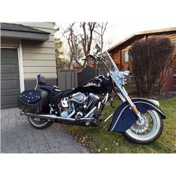 2001 INDIAN CHIEF MOTORCYCLE