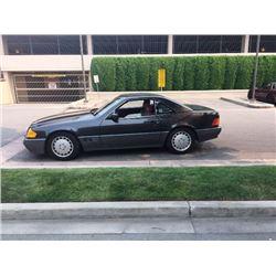 1990 MERCEDES 500SL