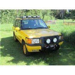1997 LAND ROVER RANGE ROVER TREK SUV