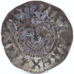 1216- 1272 Medival Great Britain - Long Cross Penny - Henry III.
