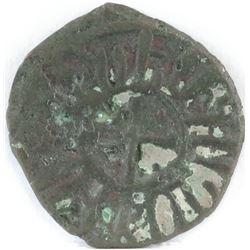 Ninth Century Saxon Period Viking Penny - Aethelstan I?.