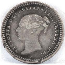 1839 Great Britain 1 1/2 Pence - Victoria.