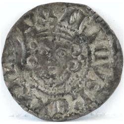 1216- 1272 Medival England - Long Cross Penny - Henry III.