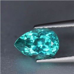 Natural Pear Shape Apatite 1.03 (7.74 MM) Carats
