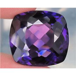 Natural Purple Amethyst 20.25 ct - No treatment