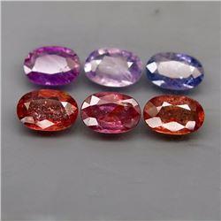 Natural Fancy Color Sapphire 5.07 Carats