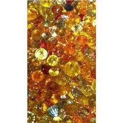 Natural Multi Color Fancy Sapphire 10.00 Carats