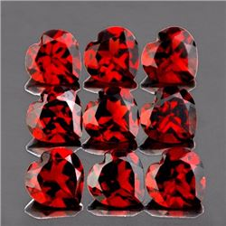 Natural Red Mozambique Garnet 8.88 cts (Flawless-VVS1)