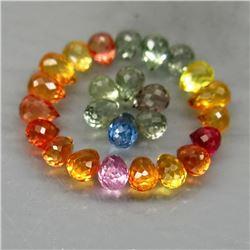 Natural Fancy Color Sapphire 5.69 Ct.