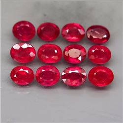 Natural Ruby Mozambique 5.50 Ct.