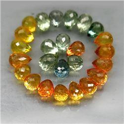 Natural Fancy Color Sapphire 5.94 Ct.