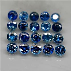 Natural Blue Sapphire 4.40 Ct.