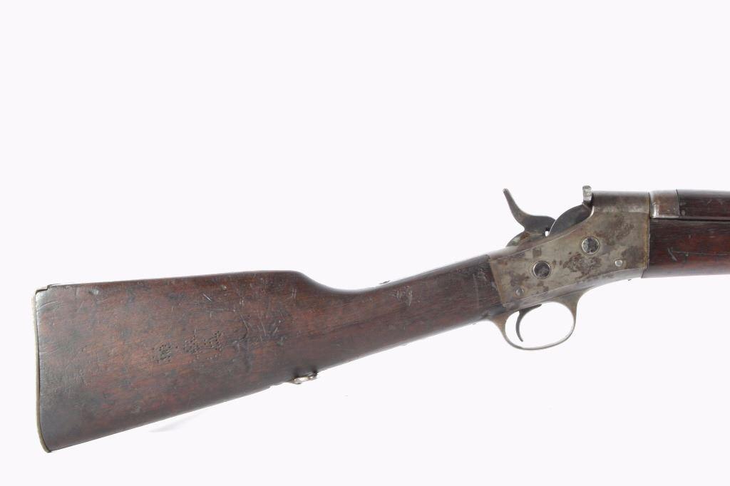 Remington Model 1901 7MM Mauser Single Shot Rifle