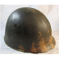 Lot of 2 Vietnam Era Helmet Liners