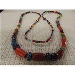 Antique Strand of Trade Beads