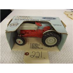 Die Cast Ford Tractor by Ertl