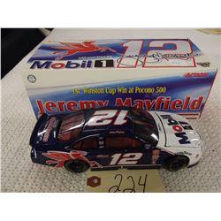 Die Cast Car Mobil Jeremy Mayfield
