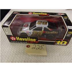 Die cCast Car Havoline #28 Ernie Irvan