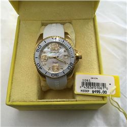 Invicta 1061 Womens Angel Collection Crystal Accented