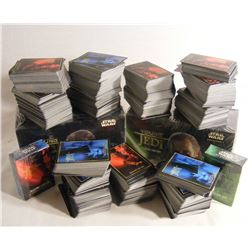 Young Jedi Star Wars CCG Lot of 3400+ Cards
