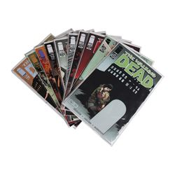 The Walking Dead Comic Book Set, Issues #109-157