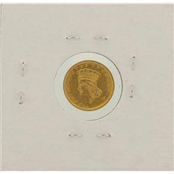 1973 $1 Indian Princess Gold Coin
