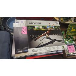 1 LARGE SELECTION OF J.D. PLUS MISC. CALENDERS (VARIOUS YEARS)