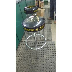 JOHN DEERE SWIVEL SEAT STOOL