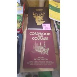 "HISTORY BOOK OF ""BUCKLAND AND PADDOCKWOOD"" AND RM MAP"