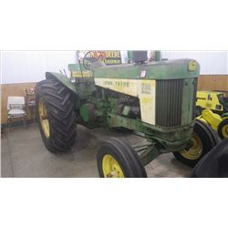 "JOHN DEERE ""730"" DIESEL ELECTRIC START TRACTOR SER #7314792 - DUAL HYDRAULICS, EXCELLENT TIN, POWER"