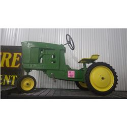 JD CAST PEDDLE TRACTOR 10 TO 20 SERIES 1960