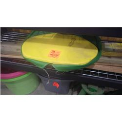 JD COVER FOR STEEL PAN SEAT