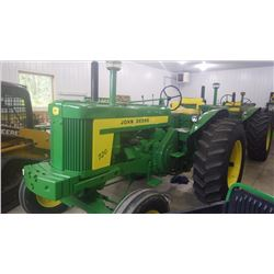 VERY RARE 720 JOHN DEERE STANDARD DIESEL SER# 7227024 ELECTRIC START. COMPLETE WITH DUAL HYDRAULICS,