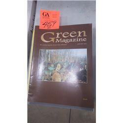 2003 JD GREEN MACHINE MAGAZINE 9 ISSUES